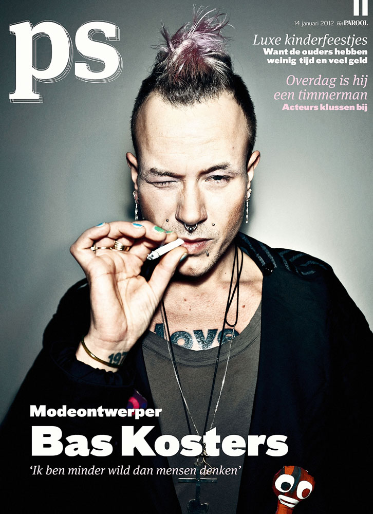 Bas Kosters for Parool