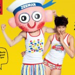Marc Deurloo Bas Kosters for Zeeman