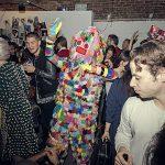 Marc Deurloo Bas Kosters at London Fashionweek