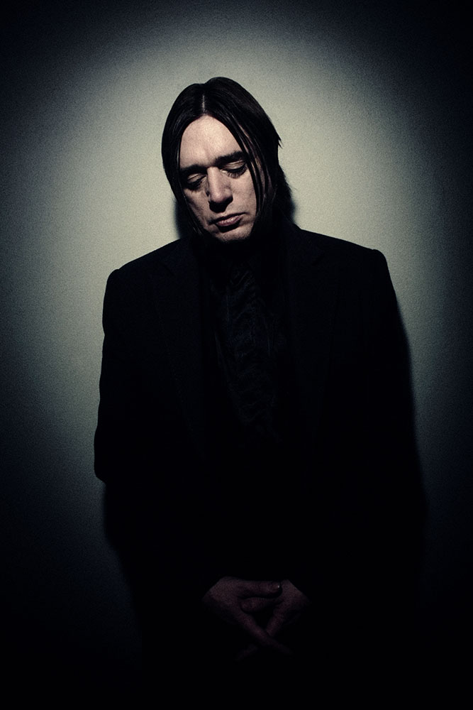 Blixa Bargeld for Blend