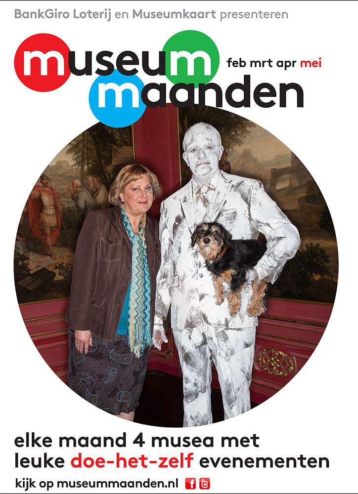 Museum Maanden for Bank Giro Loterij