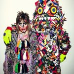 Marc Deurloo Noel Fielding for Bas Kosters
