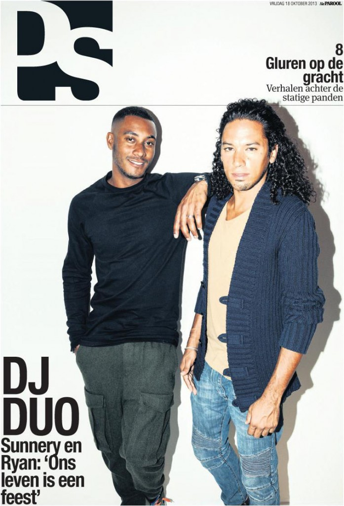 Sunnery James & Ryan Marciano for Parool
