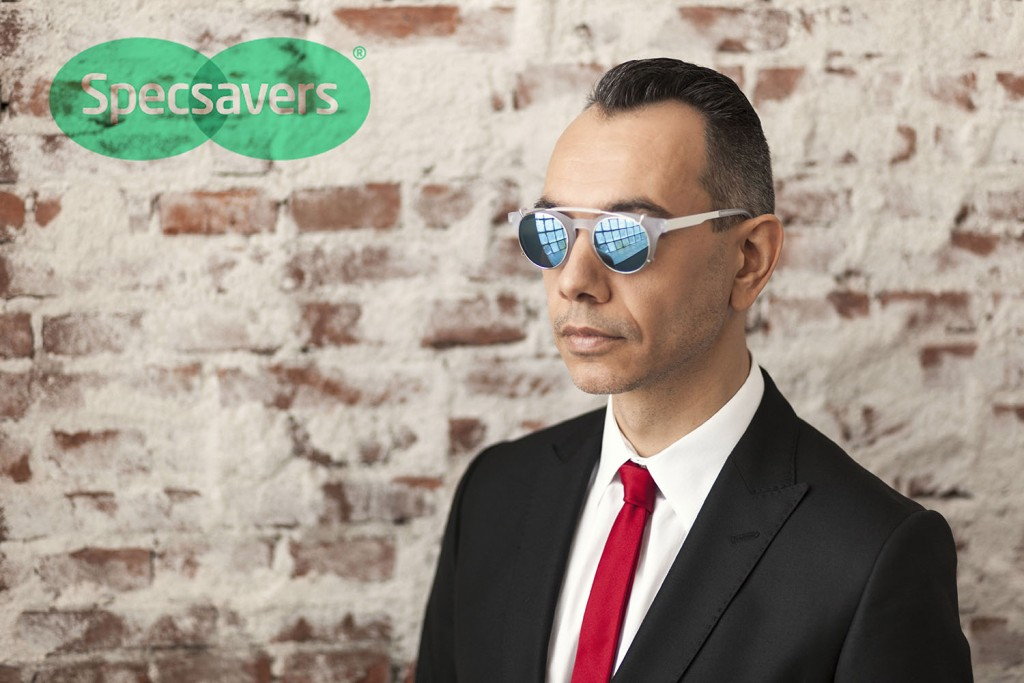 Francisco van Benthum for Specsavers